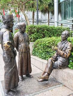 Traders, Singapore