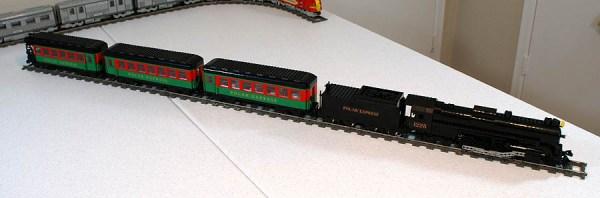 polar express lego train set # 23