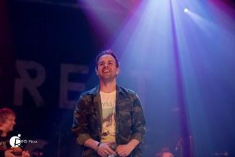 Dan Davidson live at Mary Winspear Centre Mar 20-2018