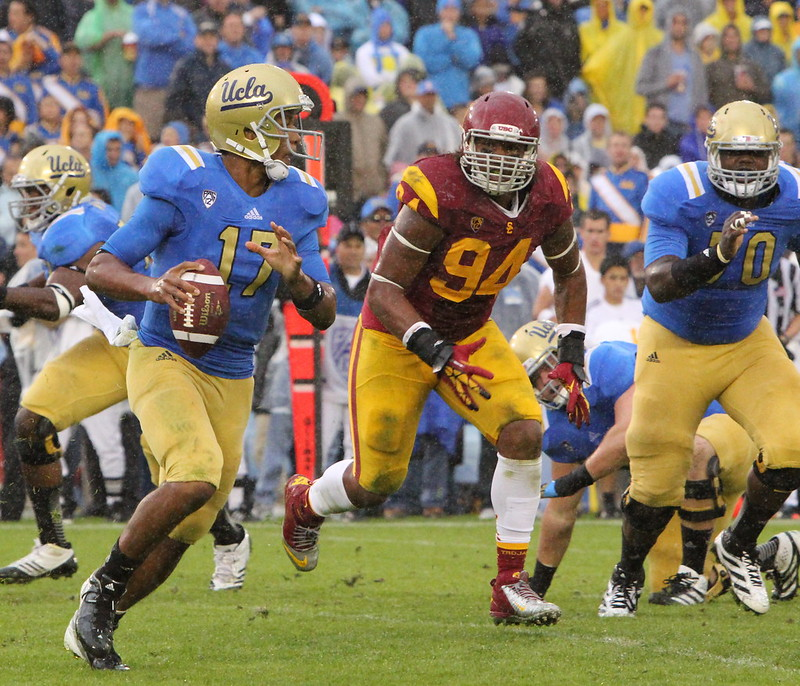 USC vs. UCLA Football 2012