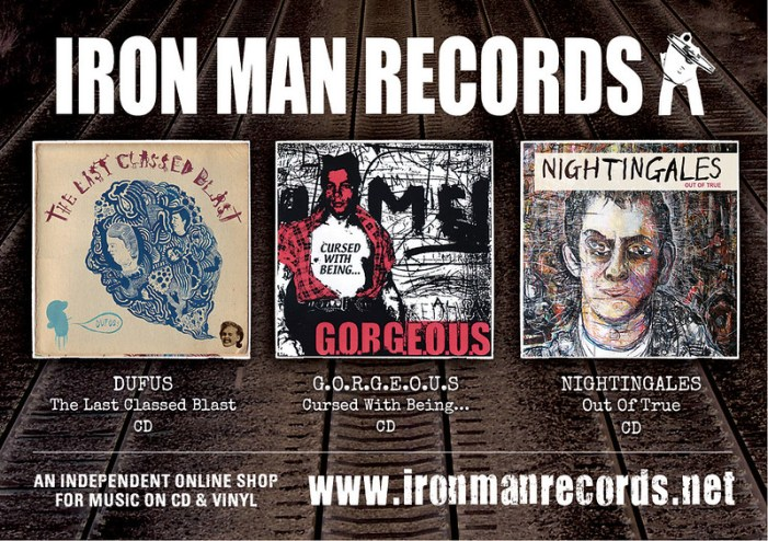 Iron Man Records - shop a5 advert 150 dpi