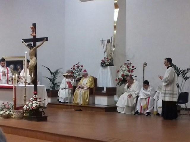 Visita Pastorale Parrocchia Santa Famiglia - Palmi (RC)
