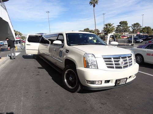 First long stretch Limo