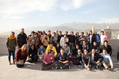 Team Startupbus Mexico 2013