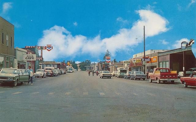 Main Street - McCall, Idaho