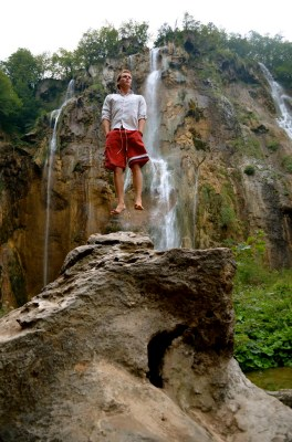 Hover Fall