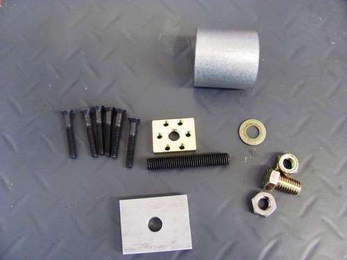 Cycle Works Bearing Puller Kit