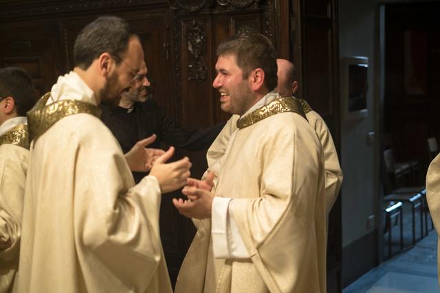 Nuevos sacerdotes