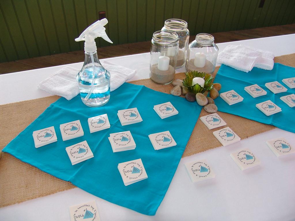06.27.12 - Nicole & Josh's Eco-DIY Beach Wedding