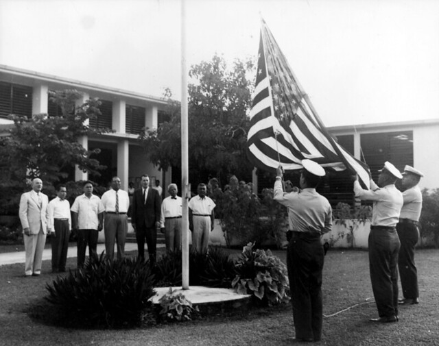 Governor Lowe at the Guam Legislature