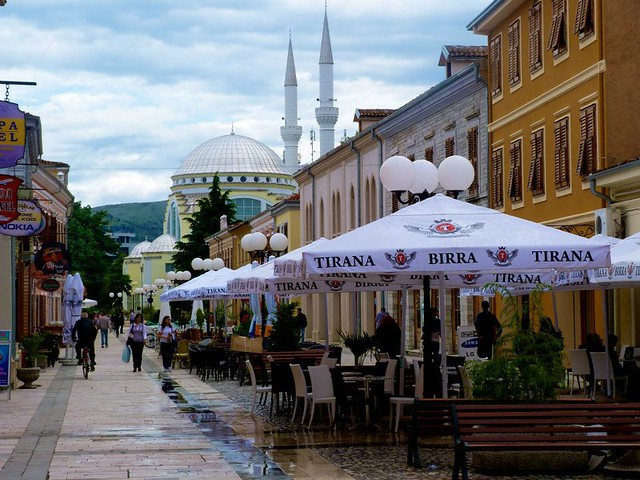 Shkodra, Albania