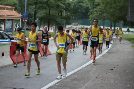Yellow Ribbon Prison Run 2012