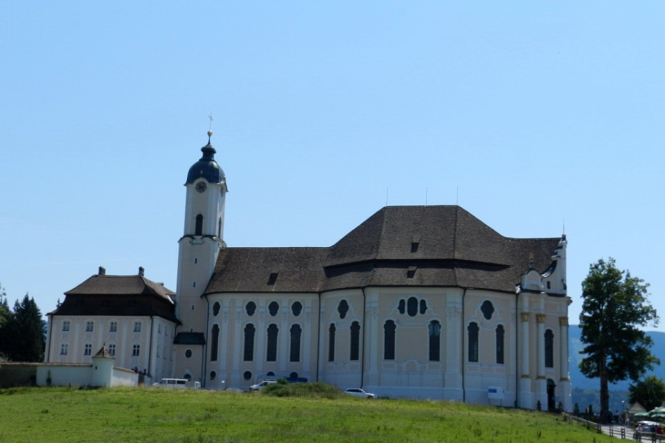 Iglesia Wies Baviera Alemania Patrimonio de la Humanidad Unesco 01