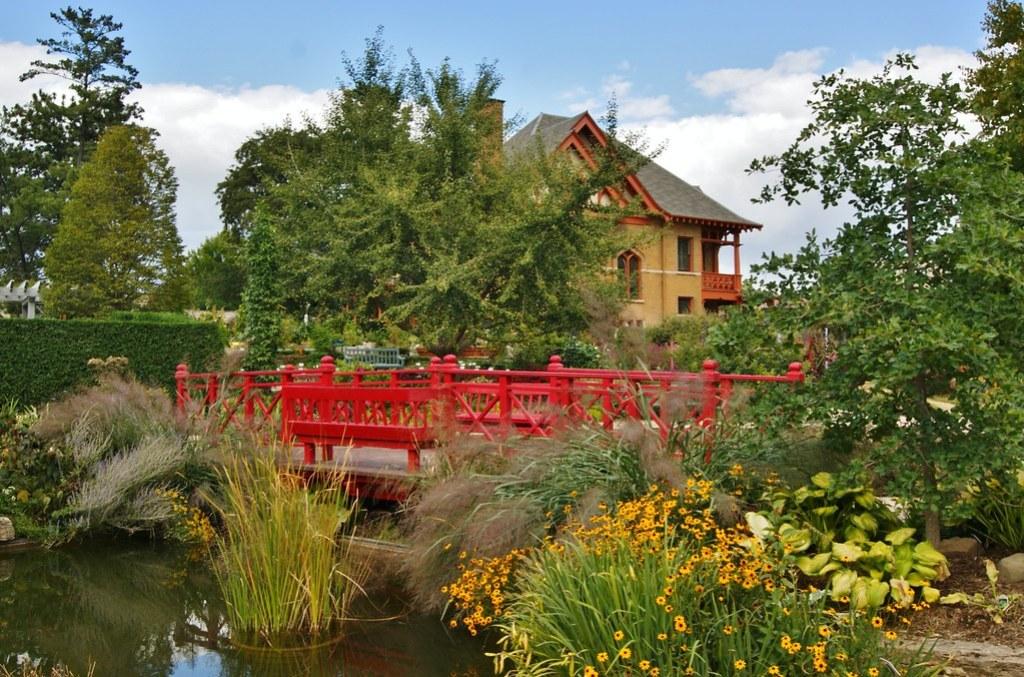 Allen Centennial Gardens in Madison Wisconsin