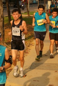 Mizuno PAssion Wave Run 2012
