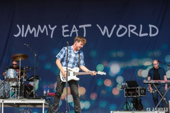 Jimmy Eat World @ Shaky Knees Music Festival, Atlanta GA 2018