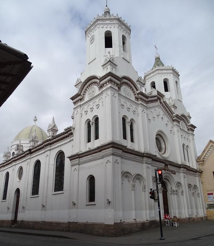 Iglesia Santo Cenaculo Cuenca Ecuador 01