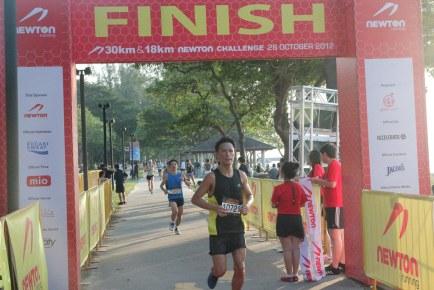 Newton Challenge 2012
