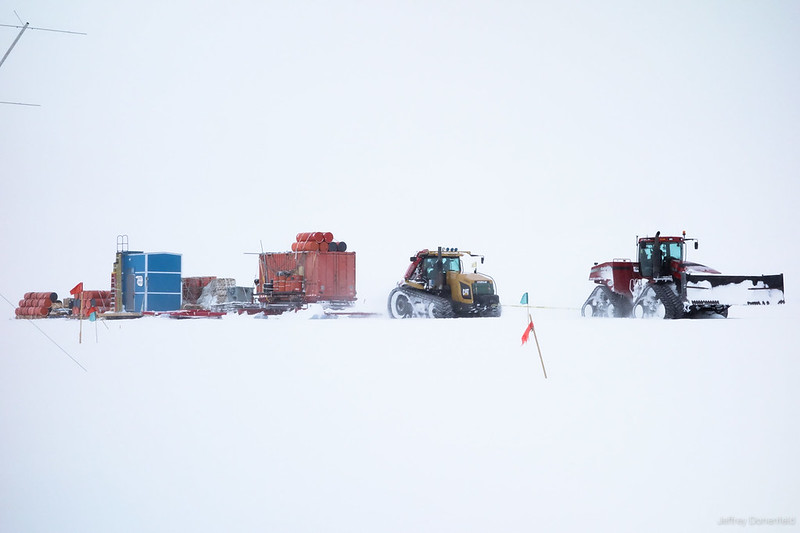2012-12-06 South Pole Traverse