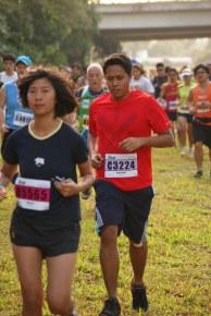 Green Corridor Run 2013