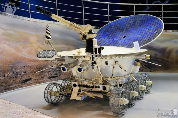 Lunokhod 1 – The First Unmanned Lunar Rovers | Lunokhod 1 ...