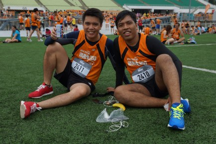 NTUC Income Run 350: Save Our Future By Running