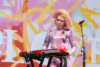Grouplove @ Music Midtown Festival in Atlanta GA on September 18th 2016