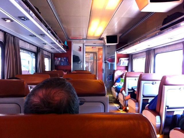 Amtrak - Business Class