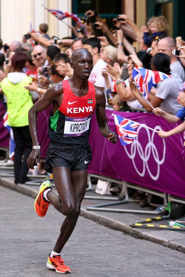 Wilson Kipsang Kiprotich | London 2012 - The Men's Olympic M… | Flickr