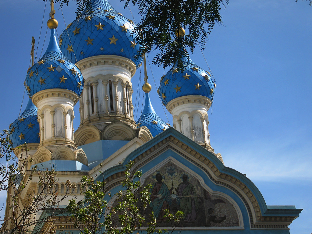 Russian Orthodox Church Buenos Aires Argentina Flickr