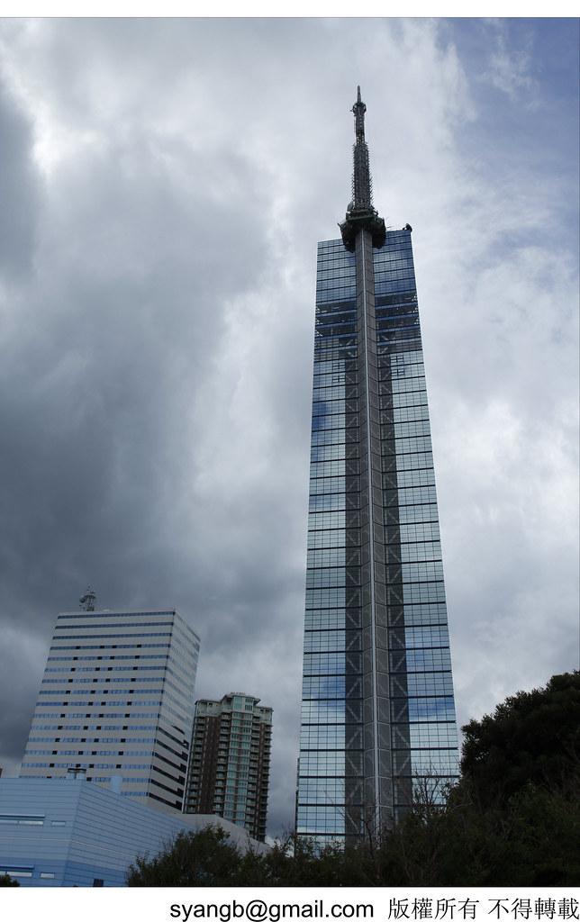福岡塔   攝於日本福岡 福岡塔是福岡市的標誌性建築,1989年福岡為慶祝建市100周年而召開亞太博覽會,為紀念 ...