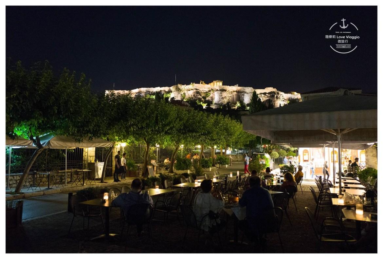greece,古羅馬市集,希臘,普拉卡,衛城夜景,雅典 @薇樂莉 Love Viaggio | 旅行.生活.攝影