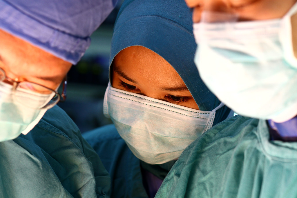 Medical/Surgical Operative Photography
