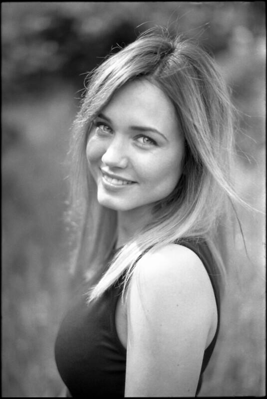 Kentmere 100 Film Portrait