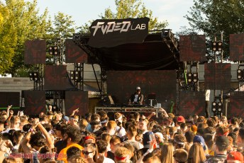 Day 1 of Fvded in the Park @ Holland Park in Surrey - July 7th 2018
