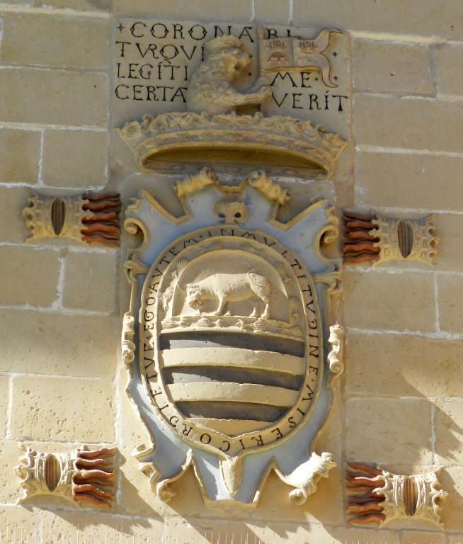 Escudos Heráldicos en Baeza Jaen Patrimonio de la Humanidad 43