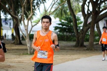 100Plus PAssion Run 2012