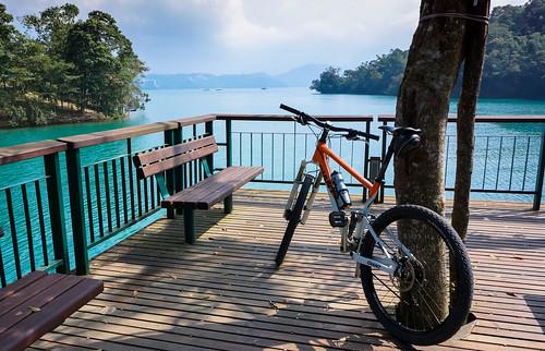 Sun Moon Lake, Taiwan Bicycle Bloggers Tour 2012