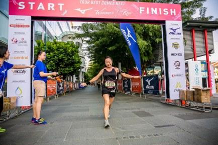 Mizuno Women's Run 2018