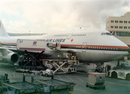 LAX, 1984