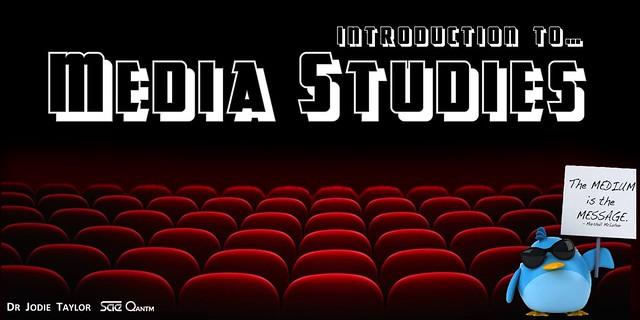 Media Studies intro