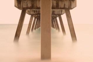 Deerfield Beach Pier  - Morning