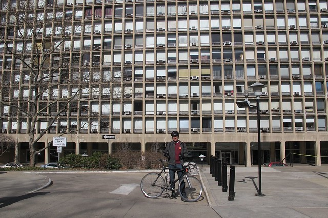 Modern Architecture Scavenger Hunt 2013: Team Mies van der Bros and Hos