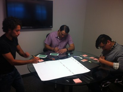 Workshop in Mexico City