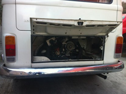 Nina's fixed engine