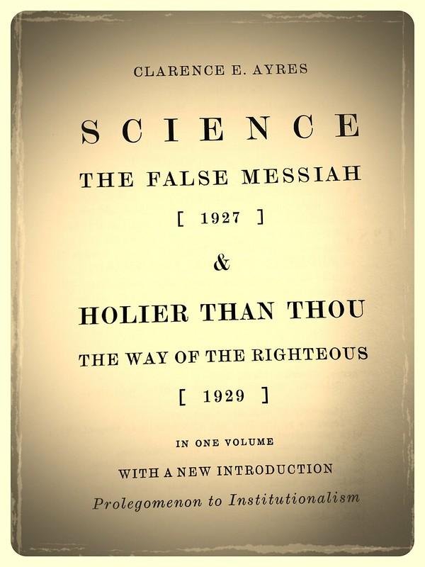 The False Messiah