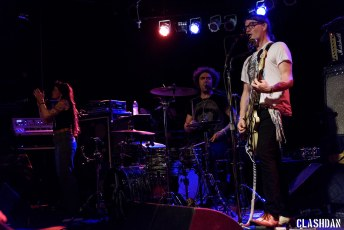 The Dandy Warhols @ Cat's Cradle in Carrboro NC on September 28th 2016