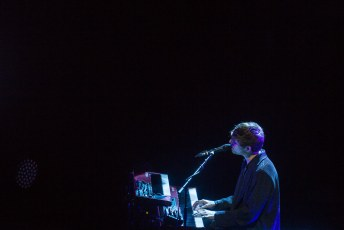 Jame Blake  @ The Orpheum in Vancouver