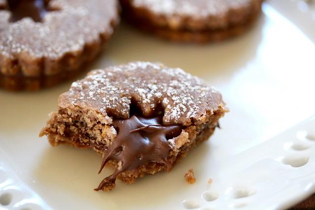 Linzer Cookies - 30