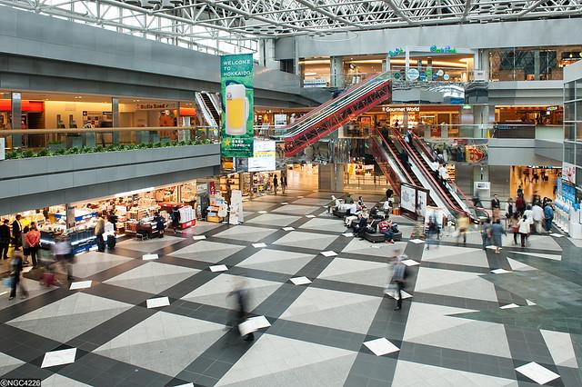 Shinchitose Airport